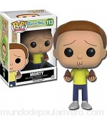 Funko 9016 Rick and Morty 9016 Rick and Morty Chibi Character Figures Multi