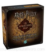 The Noble Collection Marauders Map 1 000pc Jigsaw Puzzle