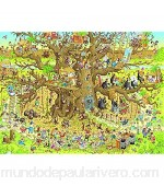 Edzxc-My First Jigsaw Puzzles Classic Puzzle Challenging Jigsaw Puzzleslandscape Jigsaw Puzzle Challenging Gift For Family and Coworkers-Hippo Zoo(38X26Cm)